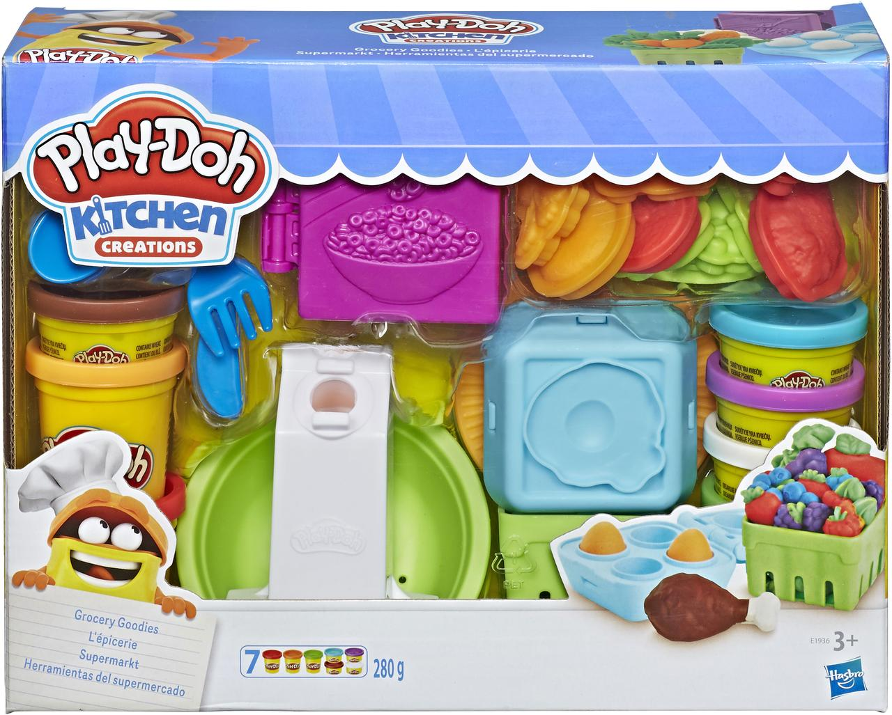 "Игровой набор HASBRO Play Doh ""Готовим обед"""
