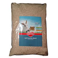 Kaytee Soft Granule подстилка для грызунов, мелких животных, птиц, рептилий, целлюлоза 5 л