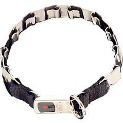 Ошейник строгий Sprenger Neck Tech Fun для собак, нержавеющая сталь, 60 см