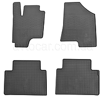 Резиновые коврики для KIA SPORTAGE с 2010-2015 Stingray