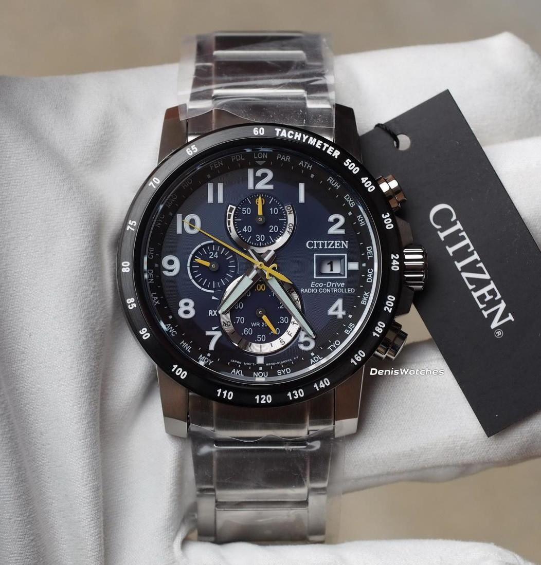 Часы Citizen Eco-Drive AT8124-91L H800