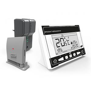 Кімнатний регулятор температури TECH ST-290 v2 (бездротовий)