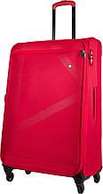 Чемодан тканевый большой Carlton Anchor 122J481;109, 102л., красный