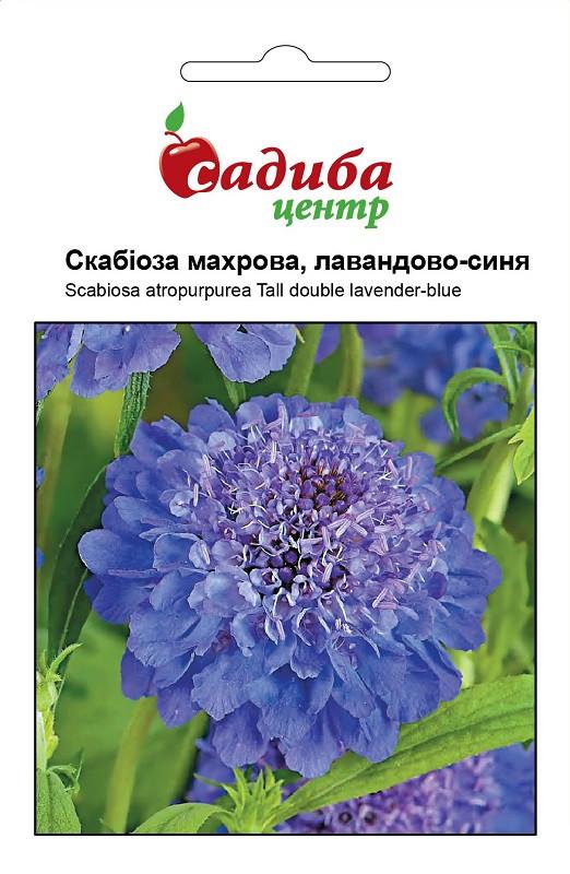 Семена скабиозы махровой лавандово-синяя 0,2 г, Hем Zaden