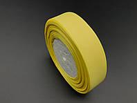 Лента корсажная. Цвет №181 Бледно желтый. 2,5см 23м/рул.