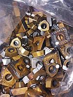 Твердосплавные пластины в кол-ве 140 кг