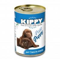 Паштет Kippy Dog для щенков с говядиной и курицей, 400 г