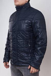 Voage 00302   Мужская куртка темно-синяя