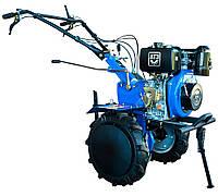 Мотоблок ДТЗ 585Д (8,5 л.с., дизель, ручной стартер), фото 1