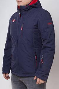 Canadiens 00303   Куртка мужская синяя