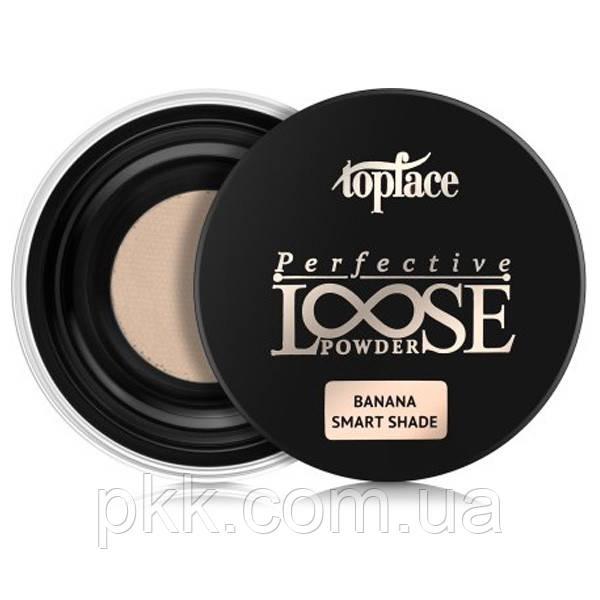Пудра для лица рассыпчатая TopFace INSTYLE Perfective Loose РТ255