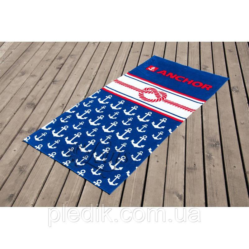 Пляжное полотенце 75х150 Lotus Knot