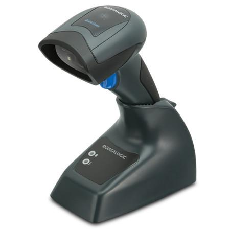 Сканер штрих кодов QSCAN QBT2430 ,2D, у комплекті з USB кабелем,чорний