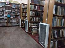 Отопление библиотеки 1
