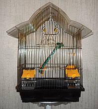 Клетка для  птиц МАЛЬВА (330х230х450)