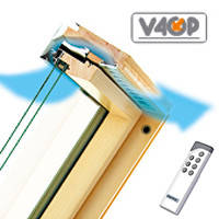 Обертальне вікно з електроуправлінням FTP-V U3 Electro