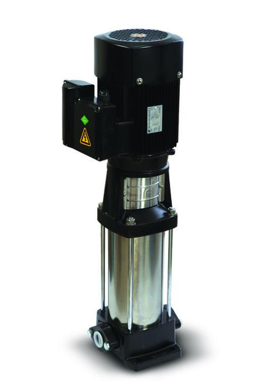 Вертикальный насос CDL 4-12