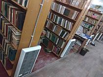 Отопление библиотеки 2