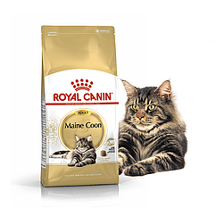 Royal Canin Maine Coon 2 кг для мейн кунов старше 15 месяцев