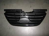 Решетка хром.-черн. 86350-3K800 четыре ребра Hyundai Sonata 08-10