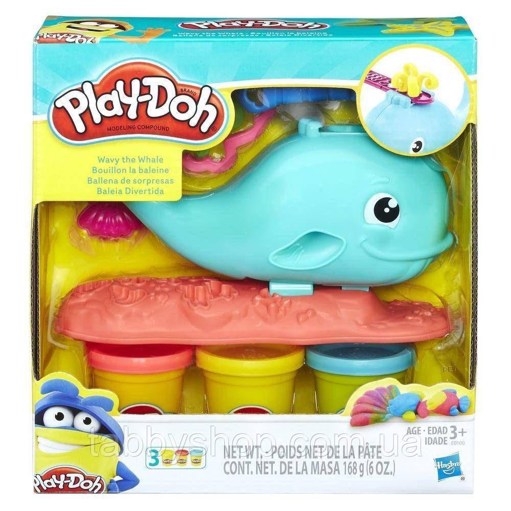 """Игровой набор HASBRO Play Doh """"Веселый кит"""""""