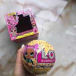 Кукла LOL Surprises Confetti Pop сюрприз в шаре ( конфетти поп 35+ )