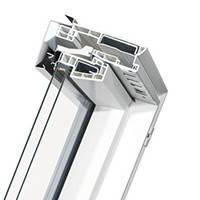 Вологостійке обертальне вікно  PTP U3
