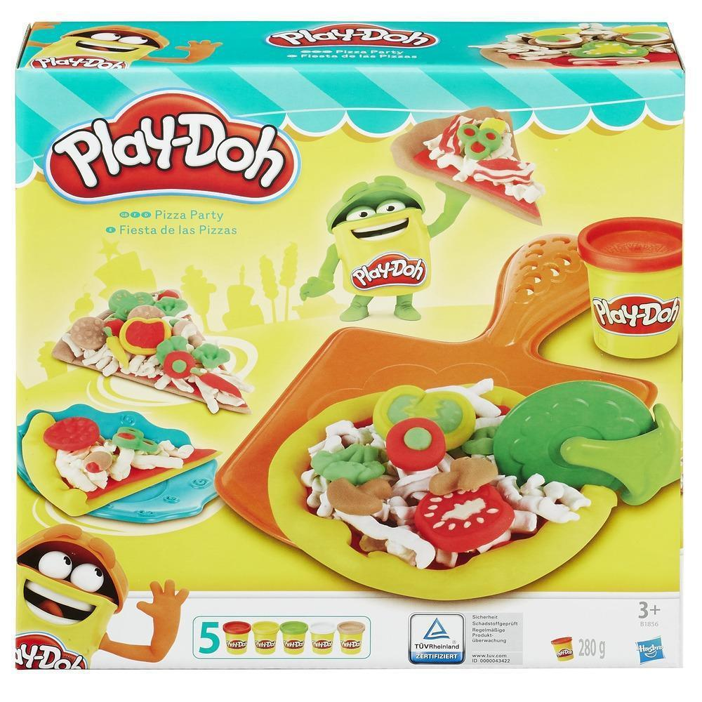 """Игровой набор HASBRO Play Doh """"Пицца"""""""