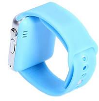 Часы Smart Watch A1 Blue Гарантия 1 месяц, фото 3