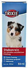 Масло-притягиватель Trixie House Training для приучения собак к туалету, 50 мл