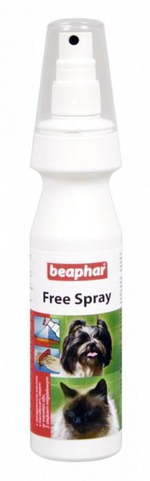 Спрей Beaphar Free Spray для собак, колтунов, 150 мл