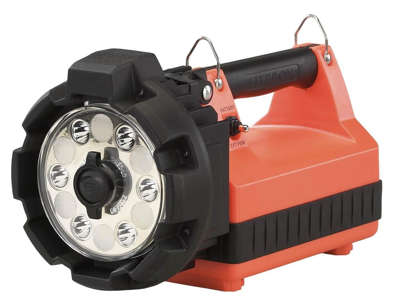 Высокомощный фонарь E-Flood® LiteBox® HL