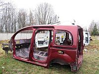Б/у кузов кузовщина Renault Kangoo 2 Рено Кенго Канго Кангу 2008-2013 г.г.
