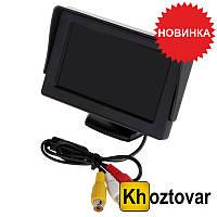 Автомобильный монитор Digital Car Rear View Monitor 4.3