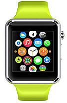 Часы Smart Watch A1 Green Гарантия 1 месяц, фото 3