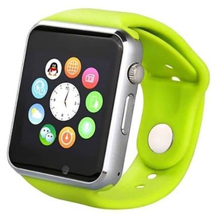 Часы Smart Watch A1 Green Гарантия 1 месяц, фото 2