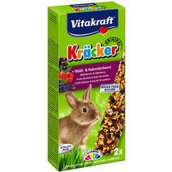 Крекер Vitakraft для кроликов с лесными ягодами, 2 шт