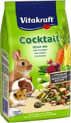 Лакомство Vitakraft Cocktail для грызунов с овощами, 150 г