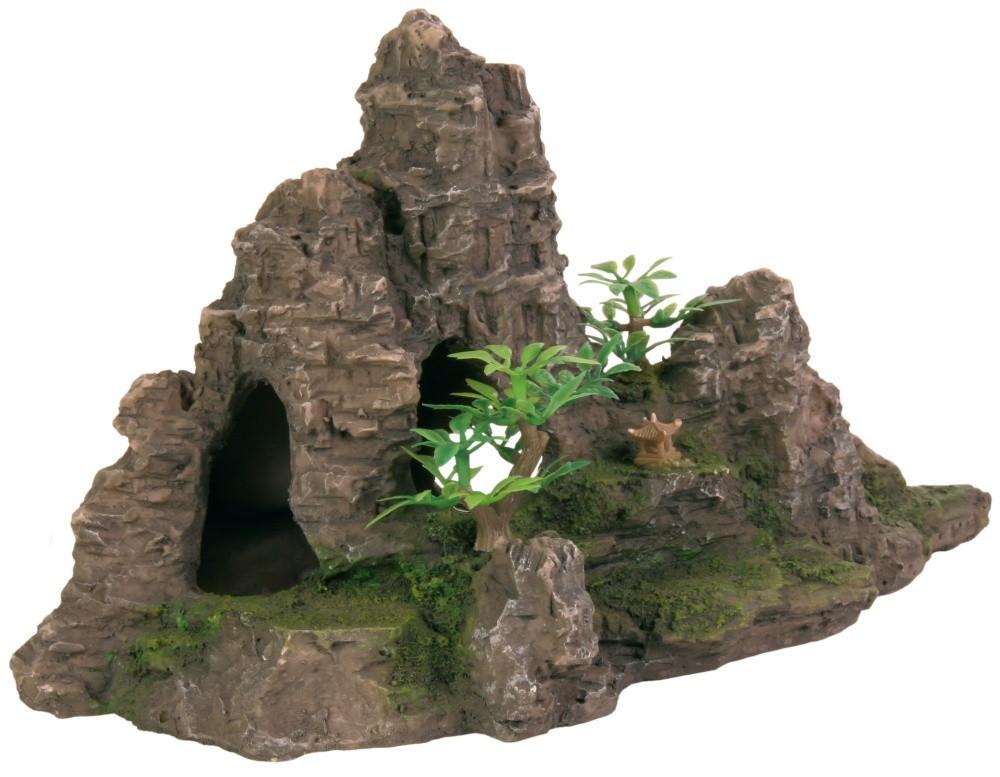 Декорация Trixie Rock Formation для аквариума, гр, 22 см