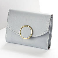 Женский кошелек BAELLERRY Woman Mini Серый (SUN0548)