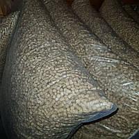 Впитывающий наполнитель для лотков, для животных, пеллета, гранула деревянная от производителя по 15 кг
