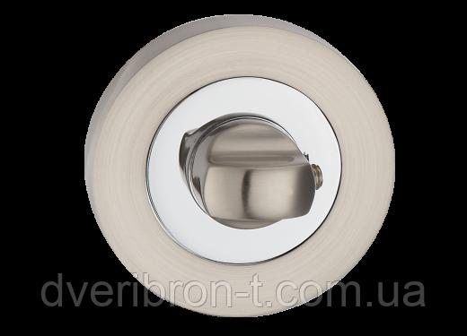 Накладка дверная под WC T2 SN/CP