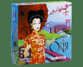 Настольная игра Окія (Окийя, Okiya)