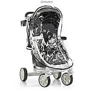 Детская коляска ME 1011L ZETA Graphite Гарантия качества Быстрая доставка, фото 4
