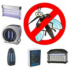 Электроловушки для комах