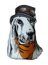 Подушка Собака в шляпе KIDIS QC-0225