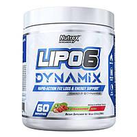 Nutrex Lipo-6 Dynamix 60 serv