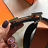 Пояс Hermes кожаный ремень Гермес новый в коробке, фото 4