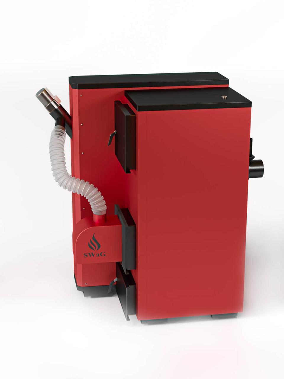 Пеллетный твердотопливный котел SWaG-Pellets 25 кВт