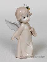 Фарфоровая фигурка Ангел (Pavone)